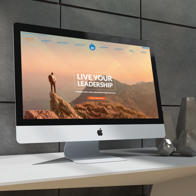 Below The Line Website Design & Development by Kobba - The Creative Agency