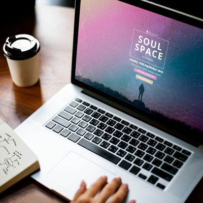 Soul Space Website Design & Development by Kobba - The Creative Agency